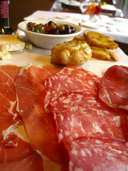 Prosciutto di Parma (Nicole Nguyen) Tags: daytrip montereyaquarium
