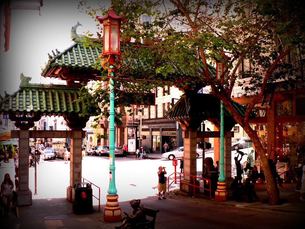 Entrée quartier chinois