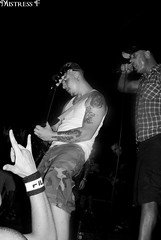 devilhorns (Flavia_FF) Tags: show blackandwhite bw music playing roma tattoo lights photo concert italian punk hand photos guitar live stage livemusic band horns tattoos cap hardcore singer mic blacknwhite hc grosseto guitarist chitarra skinhead devilhorns payback blackandwhitephotography chitarrista romahc punkhc punkhardcore