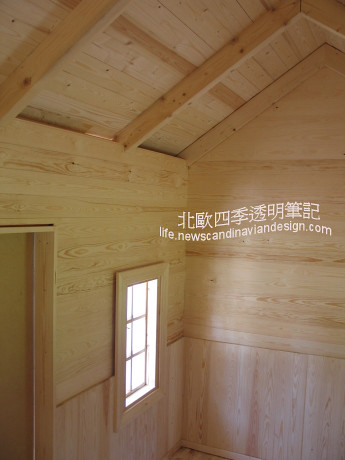 5成人身高拍攝到的遊戲木屋模型內部一景small copy