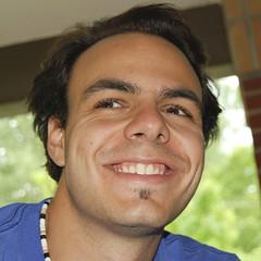 Tom smirking (atgtaa) Tags: portrait flash notbyme bti