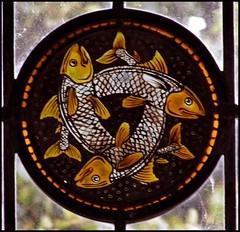 three fish (Simon_K) Tags: church norfolk churches eastanglia cantley norfolkchurches 070908 bikerideday2007 wwwnorfolkchurchescouk