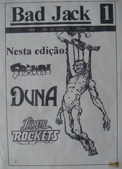 Fanzine Bad Jack Capa