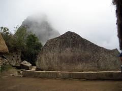 Religious Rock (jisaac01) Tags: peru machupicchu 2007 peruvianimages