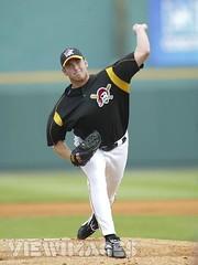 Pittsburgh Pirates pitcher