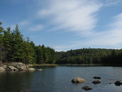 Lac Richard, Gatineau Park