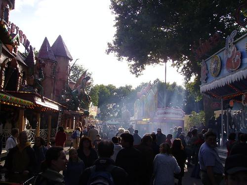Volksfest Freising