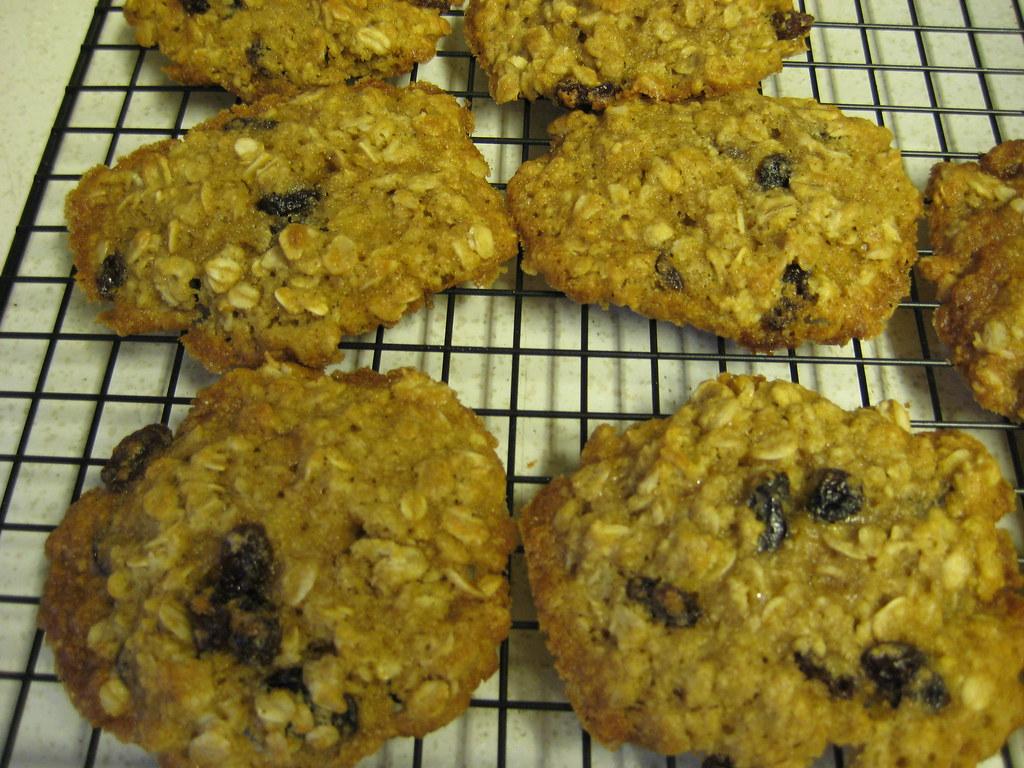 The vanishing oatmeal raisin cookie