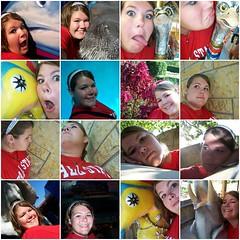 Brianna Zoo Self-Portraits