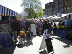 Edinburgh Farmers Market