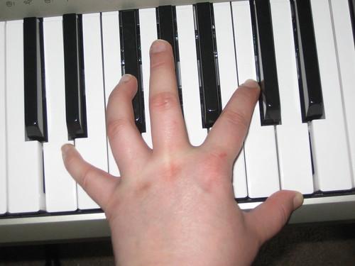 Stubby Fingers