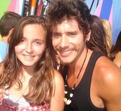 Carolina Coelho com Ricardo por Morangos com Açúcar 7