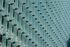 DSC09193 (hellothomas) Tags: sanfrancisco california wallpaper architecture federalbuilding morphosis solarshading