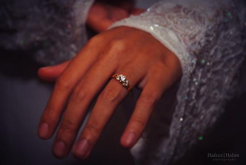 Majlis Pertunangan - ieni & Kirin