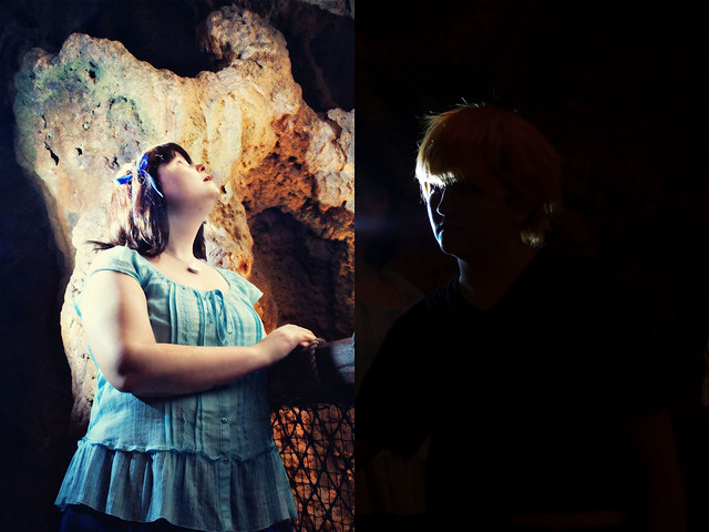 Universal cosplay diptych 2