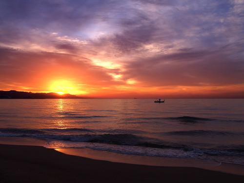 Amanecer-en-Playa
