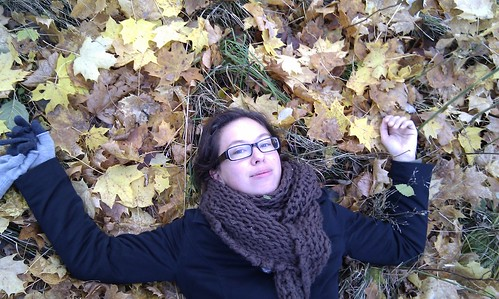 iHanna in leaf