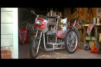 Silver Bullet bike