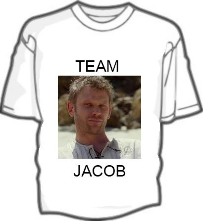 Team Jacob Lost
