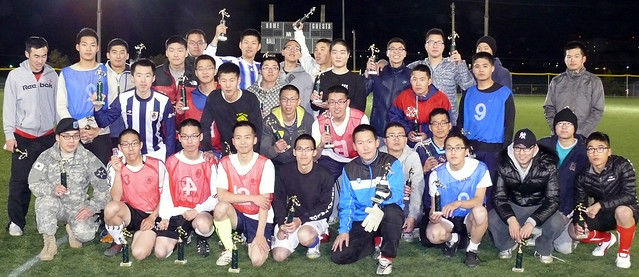 2010 KATUSA Soccer League Champion crowned by USAG-Humphreys