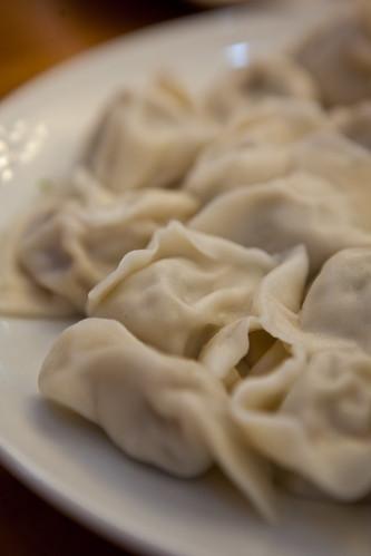 Dumplings 饺子