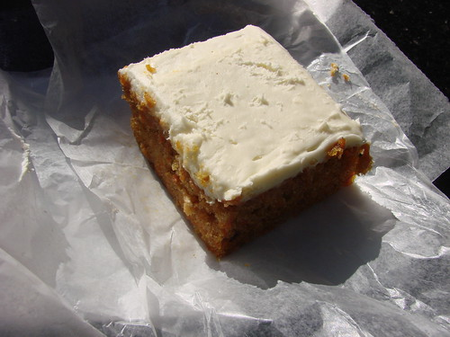 Treat's Truck Carrot Cake