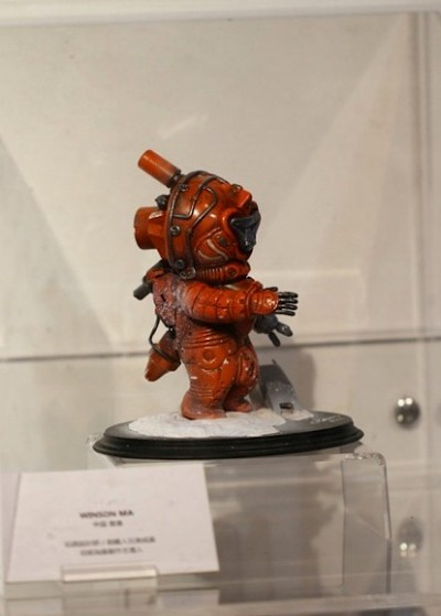 909 Toy EGGCORE Show, Shanghai