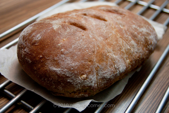 Potato-Yoghurt Bread 1
