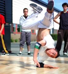 B-boy: Gteborg, Sweden (GreggBK) Tags: gteborg sweden gothenburg sverige breakdance bboy angered 50mmf18af kulturatom