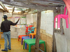 Classroom (Supernature Sara) Tags: poverty africa food london gardens project children town education babies aids hiv classroom south centre poor east orphans teacher shanty cape shack creche sick eastern income ecd destitute townships nutrition generating cotlands zanoxolo reestin