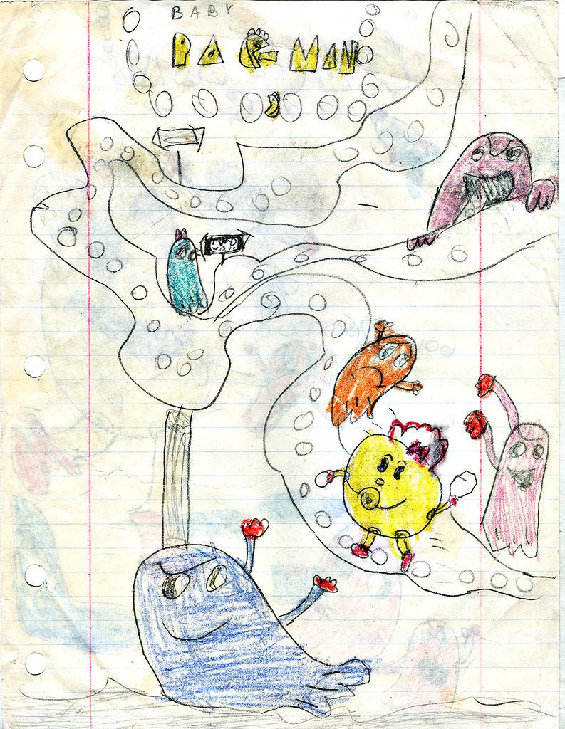 tOkKid - Baby Pac-Man (( 198x ))