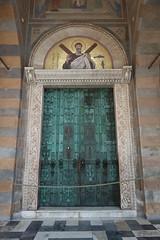 Porta bronzeo del Duomo di Amalfi