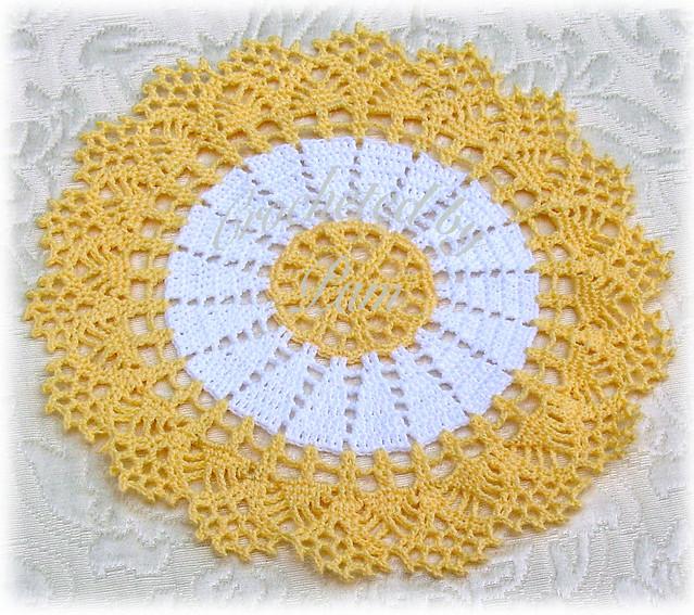 Find Free Crochet Patterns Online : CROCHET DOILIES FREE PATTERN YAHOO ? CROCHET PATTERNS