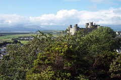 Harlech Castle - by richiesoft