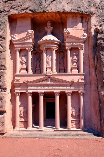 Petra to Jordan