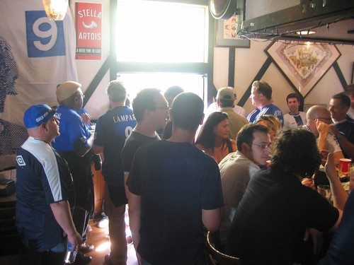 The Blues filled Rose & Crown @ Palo Alto