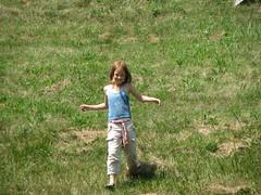 Laura Ingalls run