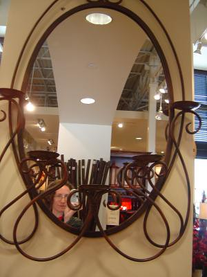 Mirror shopping