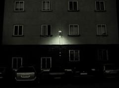 night - by Javier Sánchez.