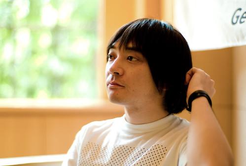 Keigo Oyamada aka Cornelius