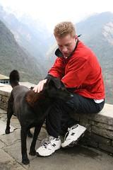 Trekking 1450 (neil_and_karen) Tags: nepal trekking annapurnabasecamp