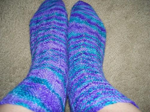 Sockapalooza socks