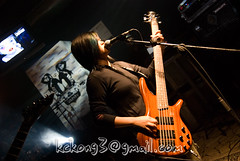 Tempered Mental 5432 (kc kong) Tags: club album ambient liveband launch thecurve laundrybar temperedmental theviewfromhere