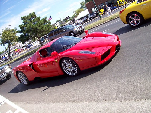 Ferrari Enzo at the Woodward Dream Cruise...