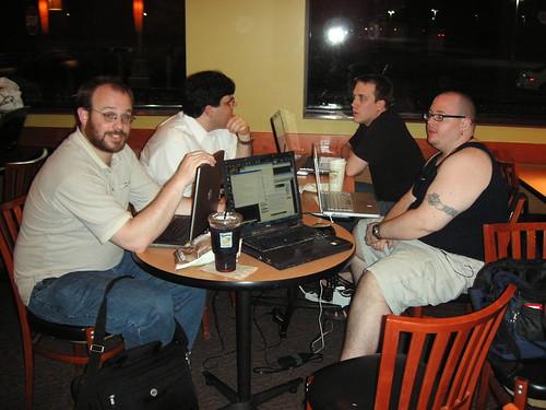 NJ Hackfest Meetup 2007-08-27