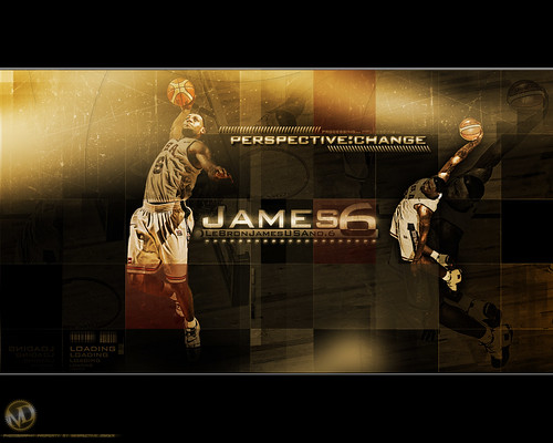 LeBron James by themmg.