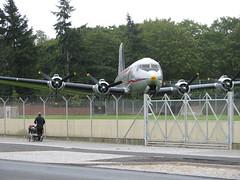 Rosinenbomber: C-54 Skymaster