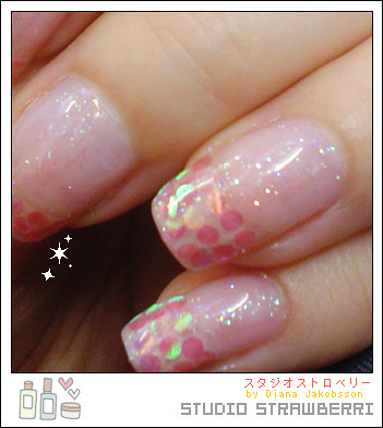 nail Strawberry glittery nail art designs gallery nail art designs gallery