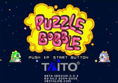 Puzzle Bobble[Puzzle][portable][FS]
