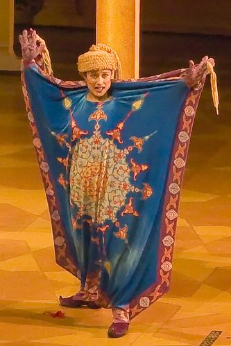 Flying Carpet Aladdin Broadway - Carpet Vidalondon